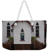 Town Church Weekender Tote Bag