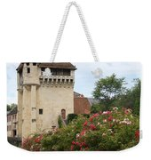 Town Gate - Nevers  Weekender Tote Bag