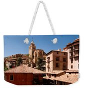 Town In The Red Sierra Weekender Tote Bag