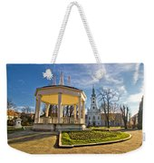 Town Of Bjelovar Central Park Weekender Tote Bag