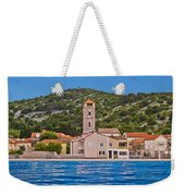 Town Of Tisno Waterfront Croatia Weekender Tote Bag