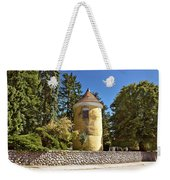 Town Of Vrbovec Historic Park Tower Weekender Tote Bag