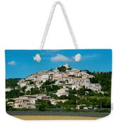Town On A Hill, D51, Sault, Vaucluse Weekender Tote Bag