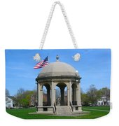 Town Square Weekender Tote Bag