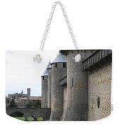 Town Wall - Carcassonne Weekender Tote Bag