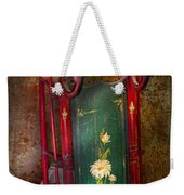 Toy - Sled - Fun Memories With My Sled  Weekender Tote Bag