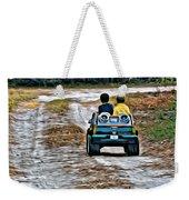 Toy Truck Riders Weekender Tote Bag