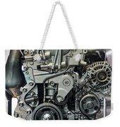 Toyota Engine Weekender Tote Bag