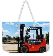 Toyota Fork Lift  Weekender Tote Bag