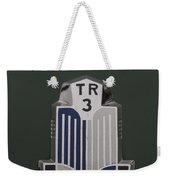 Tr3 Hood Ornament 2 Weekender Tote Bag