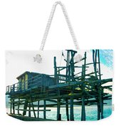 Trabocco 3 - Fishermen Stuff Weekender Tote Bag