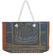 Traces Of The Past Busch Stadium Dsc01113 Weekender Tote Bag