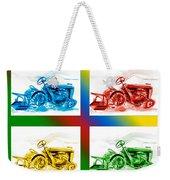 Tractor Mania II Weekender Tote Bag by Kip DeVore