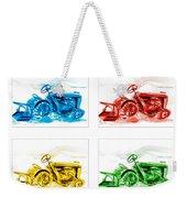 Tractor Mania  Weekender Tote Bag by Kip DeVore