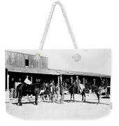 Trading Post, 1882 Weekender Tote Bag