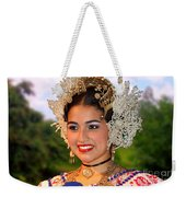Tradition And Beauty Weekender Tote Bag