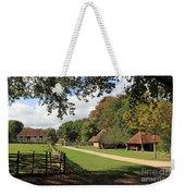 Traditional Countryside Britain Weekender Tote Bag