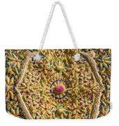 Traditional Embroidery In Jerusalem Israel Weekender Tote Bag