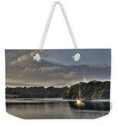 Traditional Sailing Boat Weekender Tote Bag