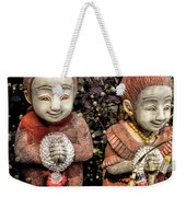 Traditional Thai Welcome Weekender Tote Bag