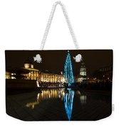 Trafalgar Christmas Tree Weekender Tote Bag