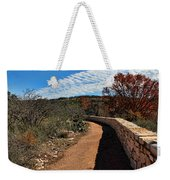 Trail At Reimer's Ranch Weekender Tote Bag