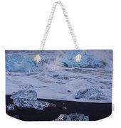 Trail Of Diamonds Weekender Tote Bag