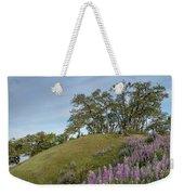 Trail Of Lupine Weekender Tote Bag