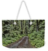 Trail To Jaw Bone Flats Weekender Tote Bag