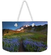 Trail To Majesty Weekender Tote Bag