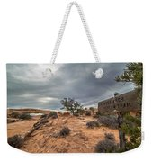 Trail To Mesa Arch Weekender Tote Bag