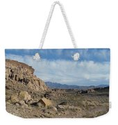 Trail To The Mountains Weekender Tote Bag