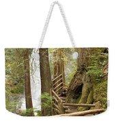 Trail To Waterfall Weekender Tote Bag