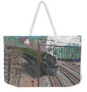 Train 641 Weekender Tote Bag