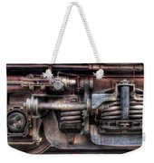 Train - Car - Springs And Things Weekender Tote Bag