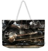 Train - Engine - 1218 - Nw Type-a 1218 Steam 2-6-6-4 Weekender Tote Bag