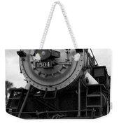 Train Engine Weekender Tote Bag