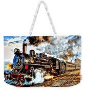 Train II Weekender Tote Bag