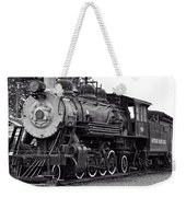 Train In Garibaldi Weekender Tote Bag