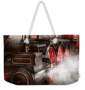 Train - Let Off Some Steam  Weekender Tote Bag