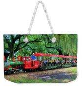 Train - New Orleans City Park Weekender Tote Bag