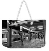 Train Passing Weekender Tote Bag