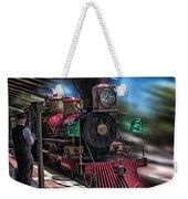 Train Ride Magic Kingdom Weekender Tote Bag