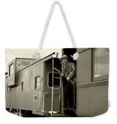 Train Robber Weekender Tote Bag