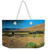 Train-sitions Weekender Tote Bag