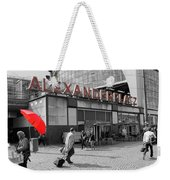 Train Station Alexanderplatz Weekender Tote Bag