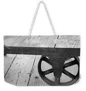 Train Station Cart Weekender Tote Bag