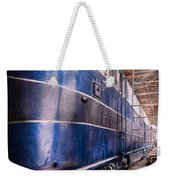 Train - The Maintenance Facility  Weekender Tote Bag