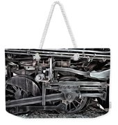 Train - The Wheels Are Turning  Weekender Tote Bag