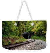 Train Tunnel Weekender Tote Bag
